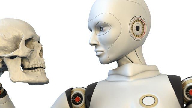 Es ist nicht von vornherein klar, ob die Maschinenmenschen der Zukunft überhaupt noch eine emotionale Beziehung zu gewöhnlichen Menschen haben werden.