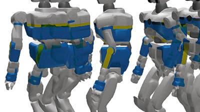 Gehende Roboter