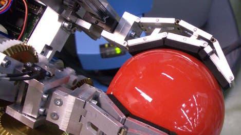 Greifer eines Industrieroboters