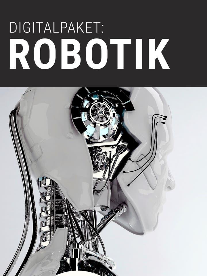 Spektrum der Wissenschaft Digitalpaket: Robotik