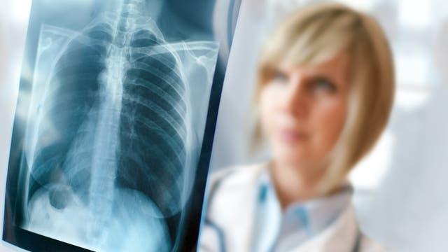 Die Lunge als Einfallstor