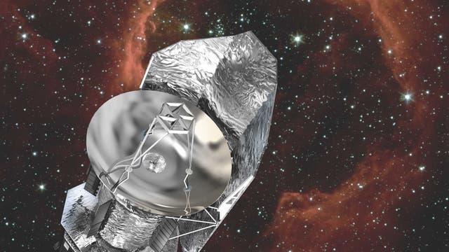Infrarotsatellit Herschel