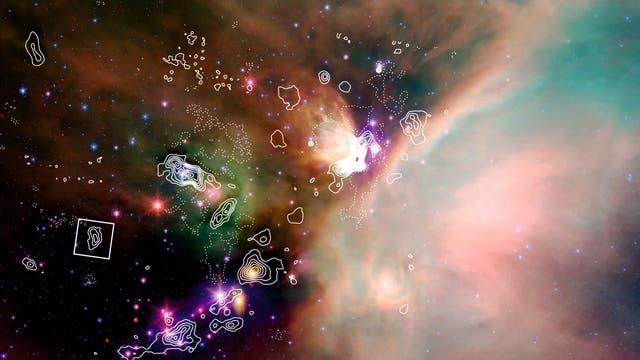 Rho-Ophiuchi-Wolke