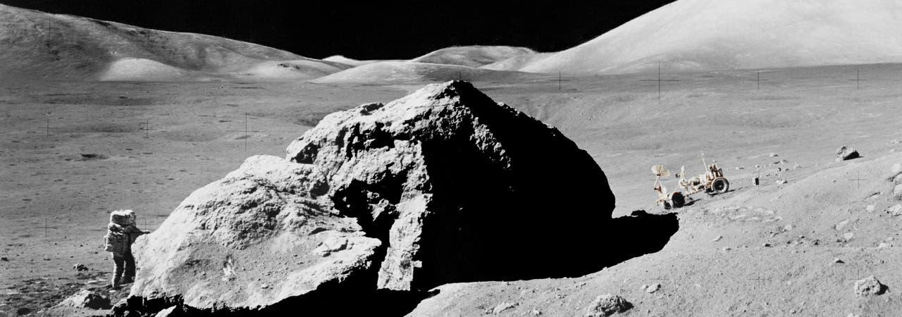 Harrison Schmitt Apollo 17
