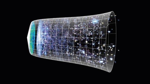 Entwicklung des Universums und beschleunigte Expansion
