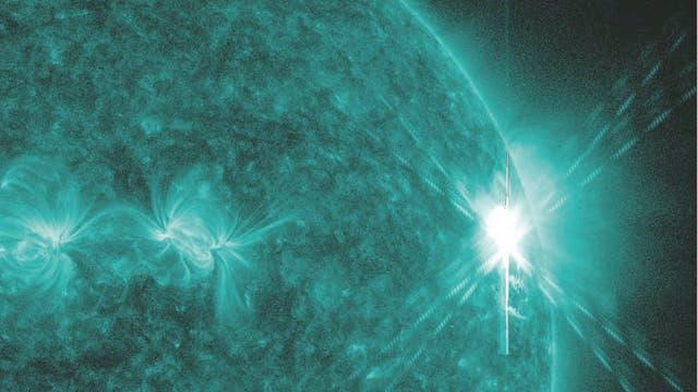 Solarer Flare
