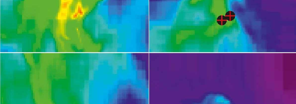 kollabierende 100-Sonnenmassen-Gaswolke