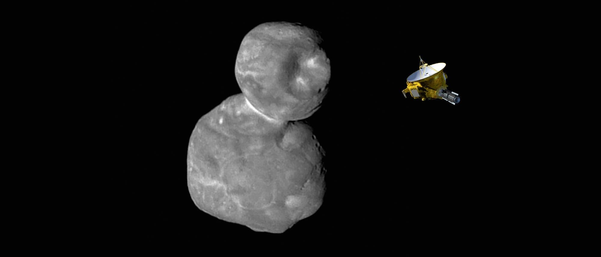Ultima Thule und New Horizons