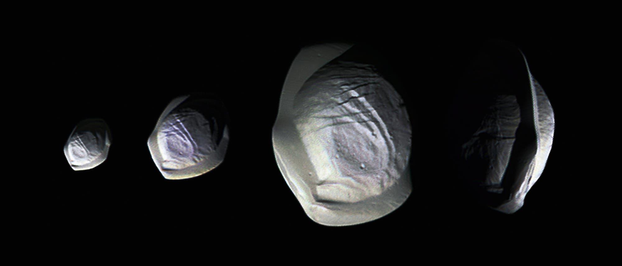 Saturnmond Pan