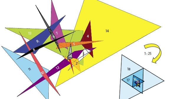 Dreiecksbeziehungen_Grégoire Nicollier
