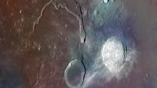 Mondkrater Aristarch