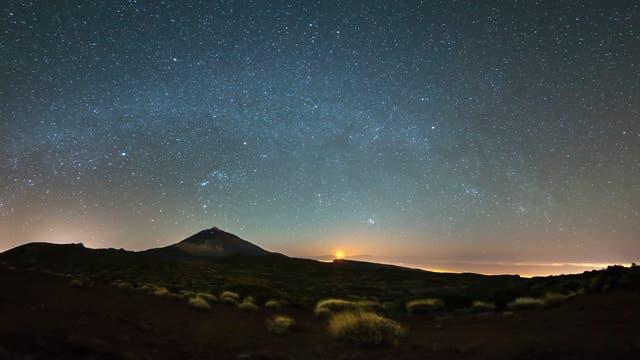 Pico del Teide, Sony A7s