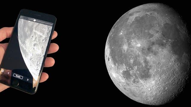 Mond und App
