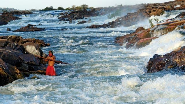 Stromschnellen des Xingu