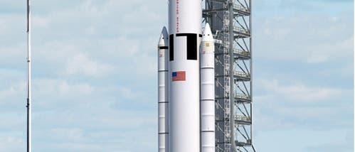 SLS-Rakete