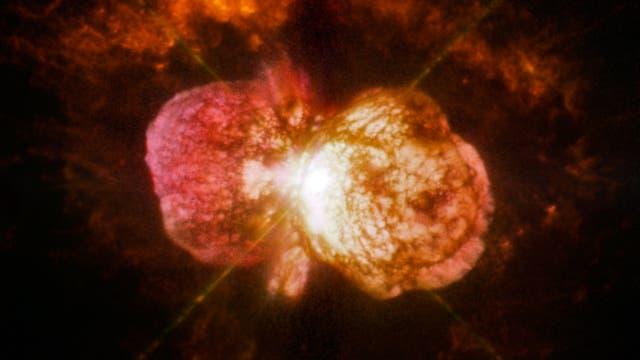 Helligkeitsausbruch von Eta Carinae 1840
