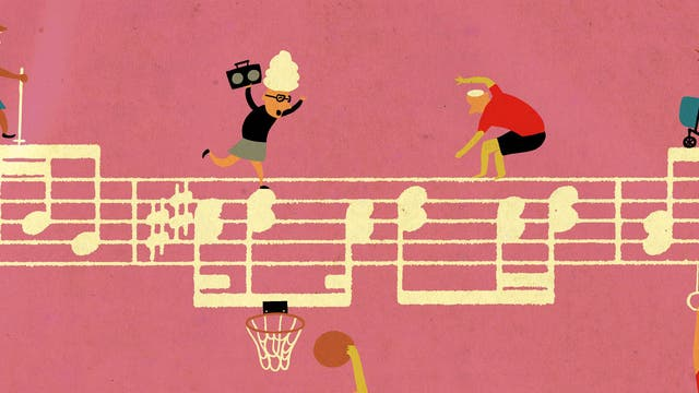 Musik macht mobil