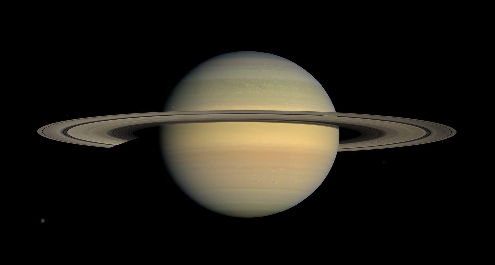 Saturn – Planet der Ringe