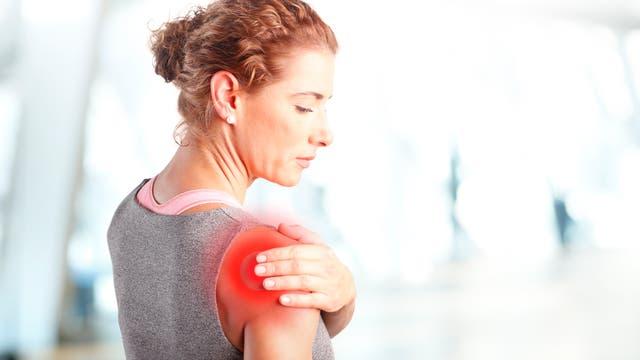 Schmerz in der Schulter