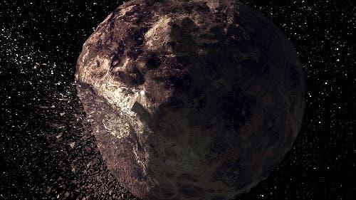Protoplanet Pallas