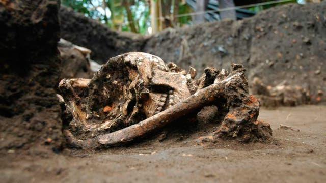 Friedhof in Amazonien