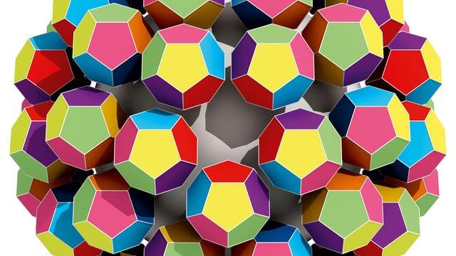 Drehgruppe des Dodekaeders