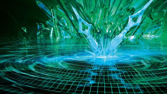 Das Konzept der Zeitkristalle erweitert die etablierten Vorstellungen von Strukturen in Raum und Zeit.