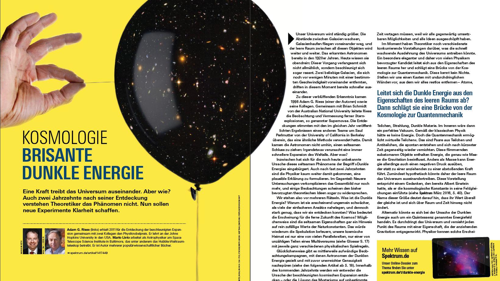 Spektrum der Wissenschaft 9.16 Seite 12