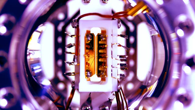 Auf dem Weg zum Quantencomputer