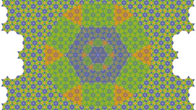 Quasikristall