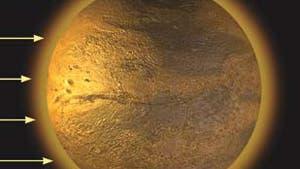 Planeten verlieren Atmosphäre