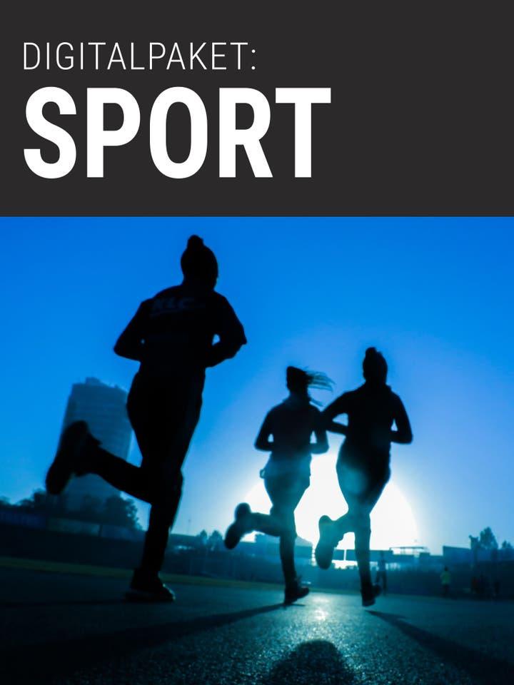 Spektrum der Wissenschaft Digitalpaket: Sport