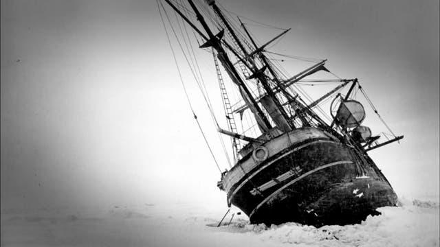 Die Endurance: Unversehrt am Meeresboden?