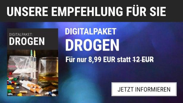 Digitalpaket Drogen für 8,99 EUR statt 12,00 EUR