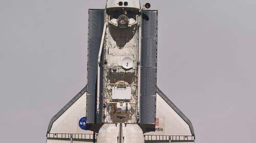 US-Raumfähre im Orbit