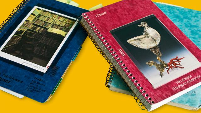 Lorraine Dastons Notizbücher