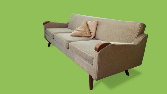 Das Sofa von Anne S. Ulrich
