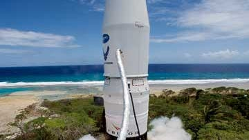 Falcon-1-Start
