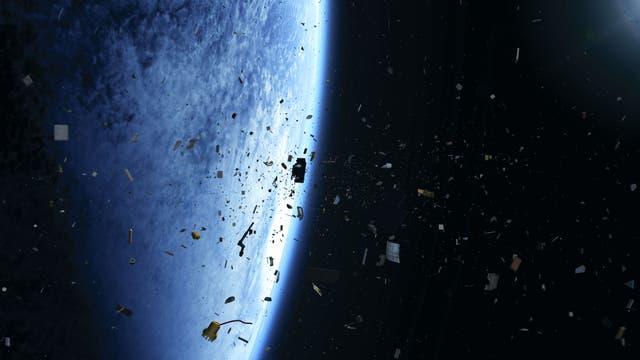 Weltraummüll