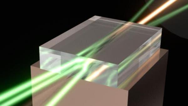 Todesstern-Laser im Labor
