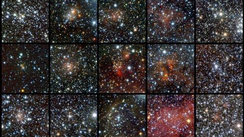 Neue Sternhaufen