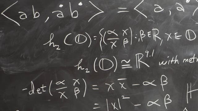 Exotische Zahlen und die Stringtheorie