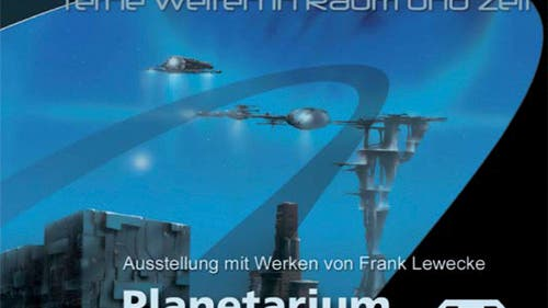 Spacelands-Ausstellung in Stuttgart