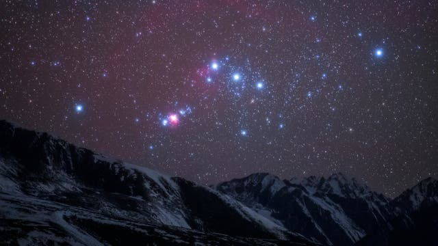 China, Orion