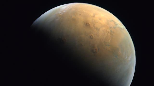 Mars von Al-Amal