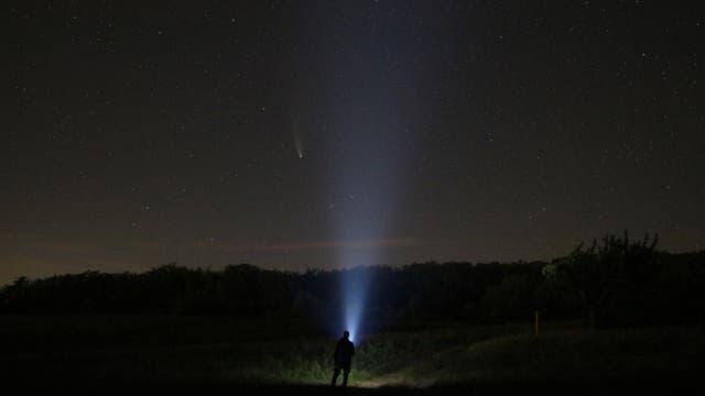 Komet, NEOWISE