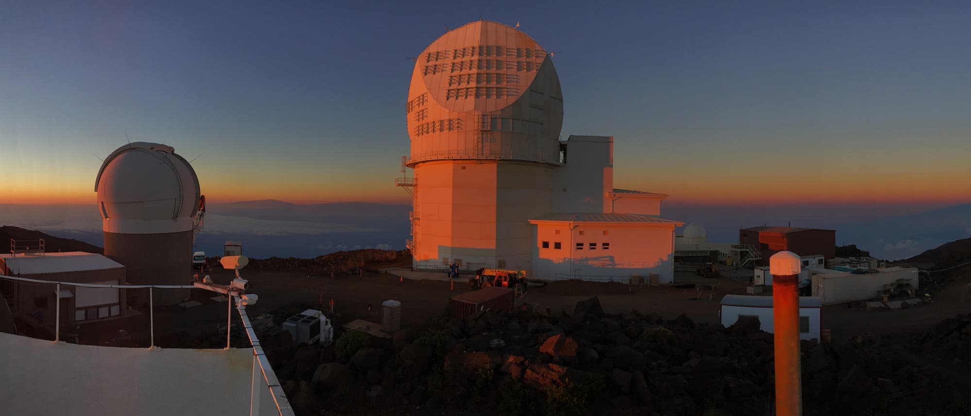 Sonnenteleskop DKIST