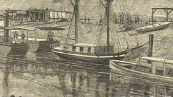 Am 25. April 1859 ...