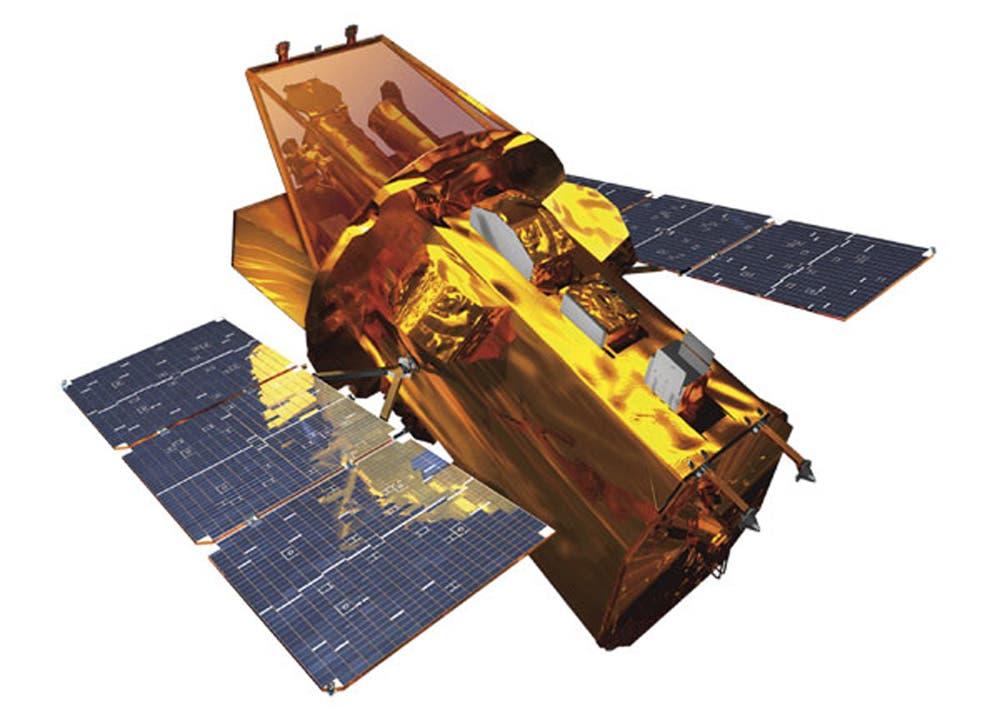 Swift, der Forschungssatellit der NASA