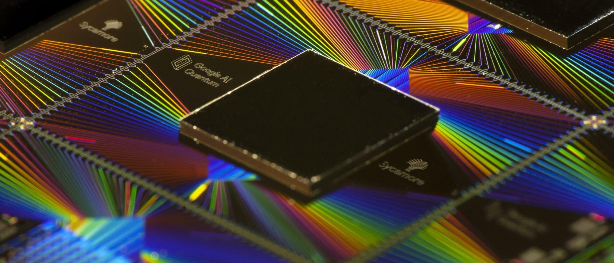Sycamore-Quantencomputer